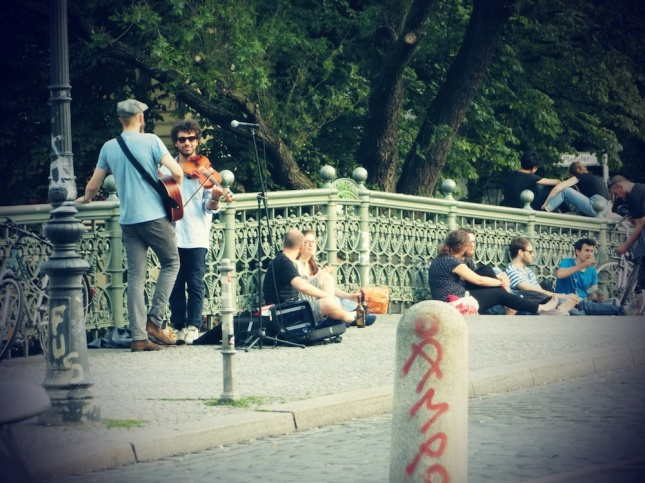 berlin fiddler