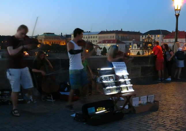 prague fiddlers